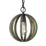 Elstead Feiss Allier mini pendant FE/ALLIER/P WW