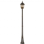 Elstead Feiss Baton Rouge lamp post FE/BATONRG5