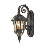 Elstead Feiss Baton Rouge medium wall lantern FE/BATONRG/M