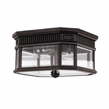 Elstead Feiss Cotswold Lane flush ceiling mount FE/COTSLN/F GB