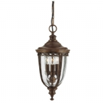 Elstead Feiss English Bridle medium chain lantern