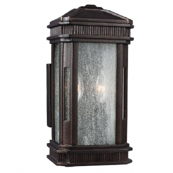 Elstead Feiss Federal small wall lantern FE/FEDERAL/S