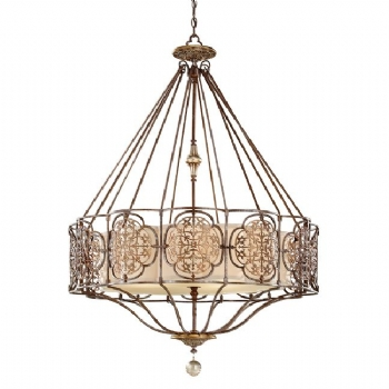 Elstead Feiss Marcella pendant chandelier FE/MARCELLA4