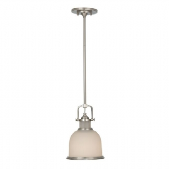 Elstead Feiss Parker Place mini pendant FE/PARKER/P/S BS