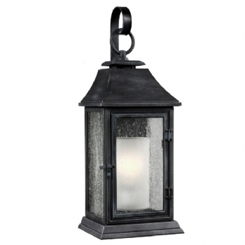 Elstead Feiss Shepherd large wall lantern FE/SHEPHERD/2L