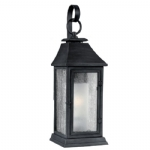 Elstead Feiss Shepherd medium wall lantern FE/SHEPHERD/2M