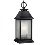 Elstead Feiss Shepherd Large Chain Lantern FE/SHEPHERD/8L