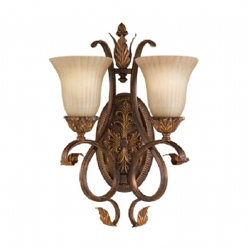 Elstead Feiss Sonoma Valley double wall light FE/SONOMAVAL2