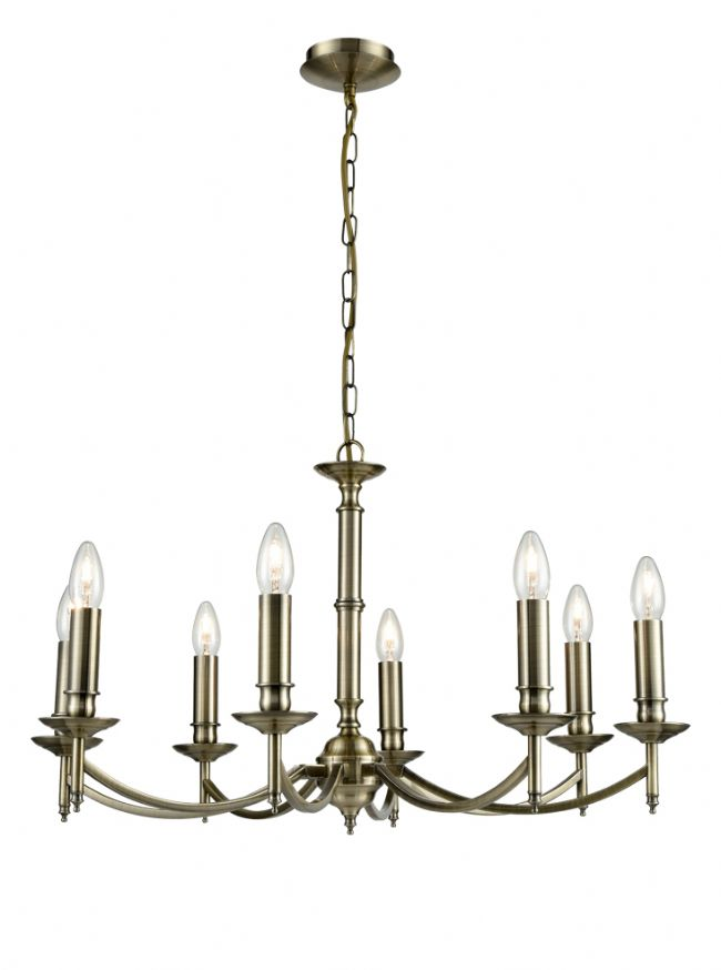 Franklite Petrushka 8 light FL2090/8