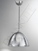Franklite Vetross medium pendant silver
