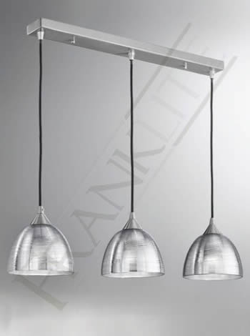 franklite Vetross 3lt pendant bar FL2290/3/927