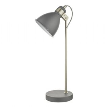 Dar Lighting Frederick table lamp FRE4237
