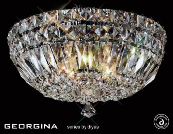 Diyas Georgina 5 light IL31482