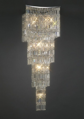 Diyas Gianni 15 light pendant IL30644