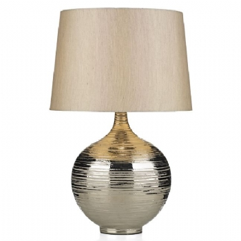 Dar Lighting Gustav large table lamp gus4332