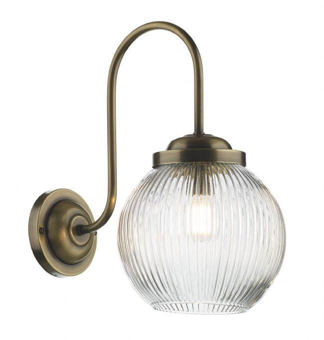 David Hunt Lighting Henley Wall Light HEN0746