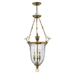 Elstead Hinkley Cambridge large pendant HK/CAMBRIDGE/P/L
