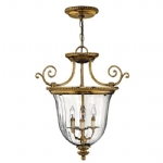 Elstead Hinkley Cambridge Small Pendant HK/CAMBRIDGE/P/S