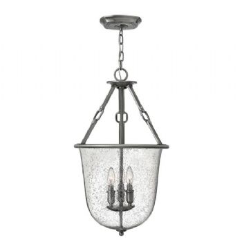Elstead Hinkley Dakota 3lt pendant chandelier