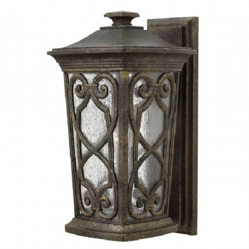 Elstead Hinkley Enzo medium wall lantern HK/ENZO2/M