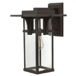 Elstead Hinkley Manhattan large wall lantern HK/MANHATTAN2/L