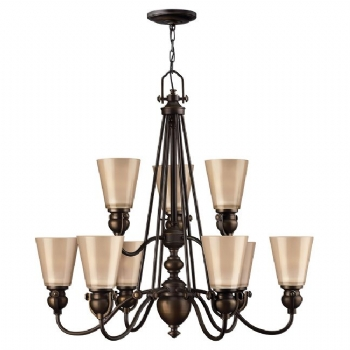 Elstead Hinkley Maylower 9 light chandelier HK/MAYFLOWER9