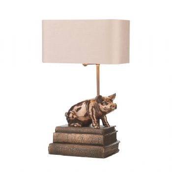 David Hunt Horace table lamp hor4264