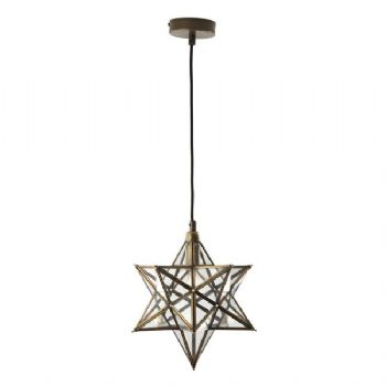 Dar Lighting Ilario pendant small ila0175