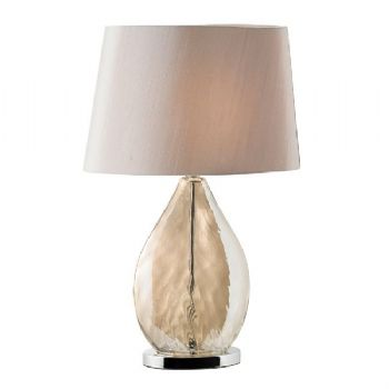 Endon Lighting Kew Table Lamp KEW-TLGO