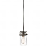 Elstead Kichler Brinley Mini Pendant KL/BRINLEY/MP OZ
