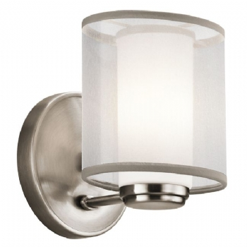 Elstead Kichler Saldana wall light KL/SALDANA1