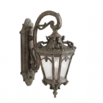 Elstead Kichler Tournai large wall lantern KL/TOURNAI2/L