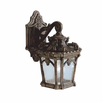 Elstead Kichler Tournai small wall lantern KL/TOURNAI2/S