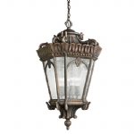 Elstead Kichler Tournai Grand XL chain lantern KL/TOURNAI8G/XL