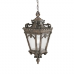 Elstead Kichler Tournai medium chain lantern KL/TOURNAI8/M