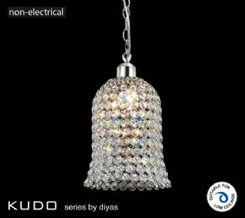 Diyas Kudo bell shaped shade IL60001 IL30761