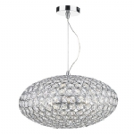 Dar Lighting Kyrie 3lt pendant KYR0350