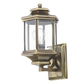 Dar Lighting Ladbroke outdoor wall light LAD1675