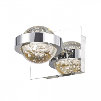 Dar Lighting Livia wall light liv0750