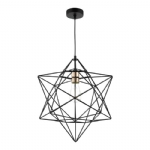 Dar Lighting Luanda pendant LUA0122
