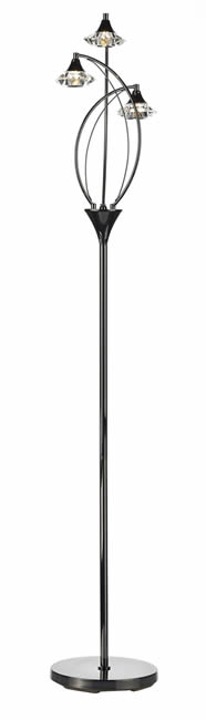 Dar Lighting Luther floor lamp LUT4946 LUT4967 LUT4975 LUT4950