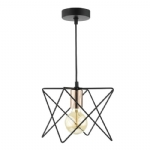 Dar Lighting Midi pendant MID0122