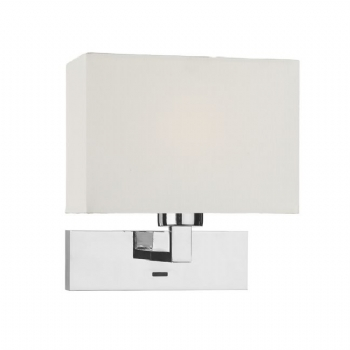 Dar Lighting Modena wall light MOD7150