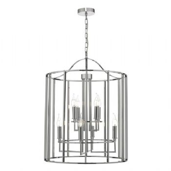 Dar Lighting Myka 8lt lantern myk0850