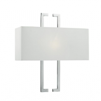 Dar Lighting Nile wall light NIL0750