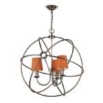 David Hunt Orb 3lt pendant copper ORB0364