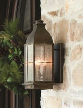 Solid Brass Outdoor Wall Lights
