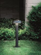 Outdoor Pedstal lights
