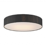 Dar Lighting Paolo 80CM Silk flush PAO48