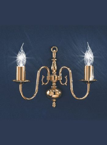 Franklite Delft double wall light PE7922